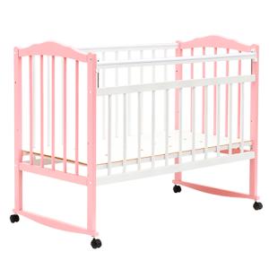 колесо-качалка розовая