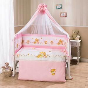 постелька лето фея розовая