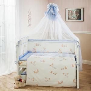 постелька тиффани голубая