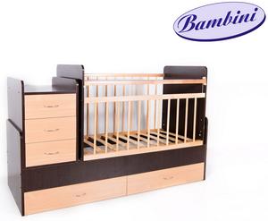Детские кроватки Бамбини