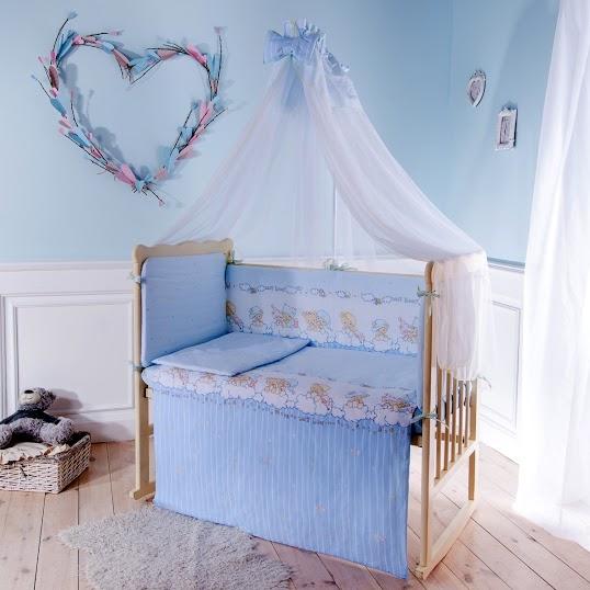 Мечта голубой 7-ми предметный